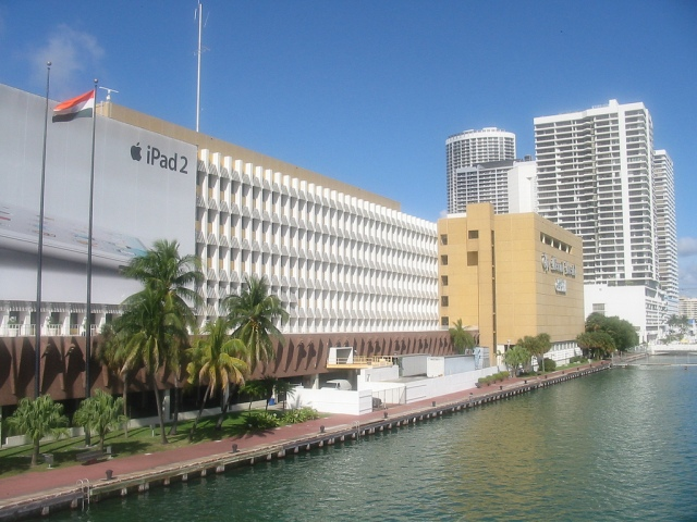 The Miami Herald Building - Photo Courtesy Phillip Pessar