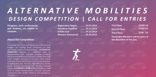 Alternative Mobilities