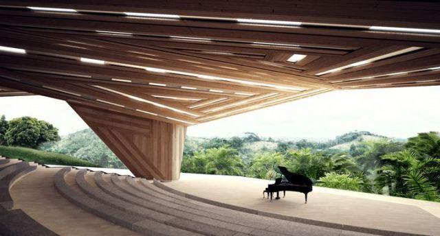 Aranda\Lasch, Palais des Arts | image copyright Aranda\Lasch